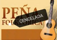 PEÑA LICEANA CANCELADA