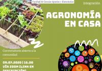 AGRONOMIA EN CASA