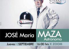 CONVERSANDO CON JOSE MAZA