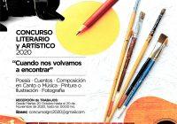SE EXTIENDE LA FECHA DE TERMINO DEL CONCURSO ARTÍSTICO LITERARIO HASTA EL 11 DE DICIEMBRE DE 2020